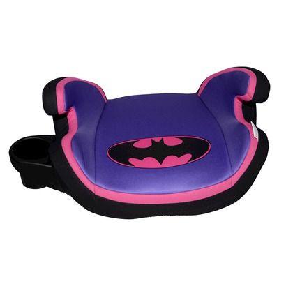 kids embrace batgirl no back booster seat pink batgirl and babies. Black Bedroom Furniture Sets. Home Design Ideas