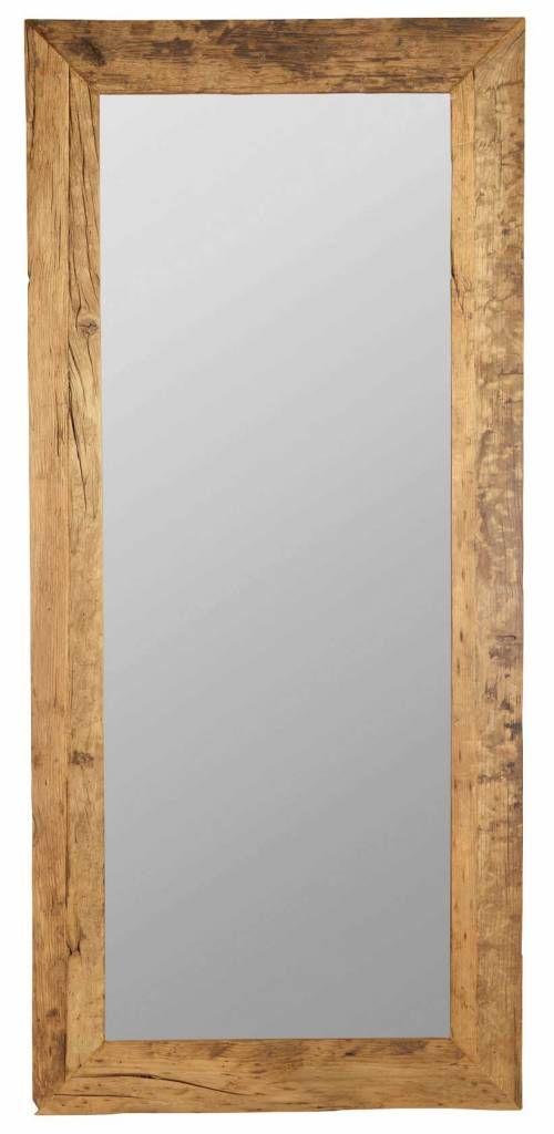 House Doctor Miroir en bois - 95x210cm - House Doctor - Petite Lily Interiors