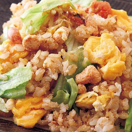 たらこ焼き飯   小林まさみさんのおつまみの料理レシピ   プロの簡単料理レシピはレタスクラブニュース