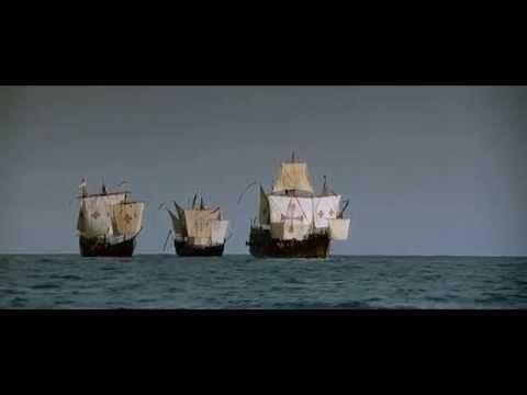 Cristóbal Colón descubre América. - YouTube