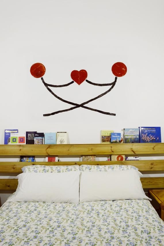 Couple Wall Art Mother S Day Present Stick Figure Bedroom Home