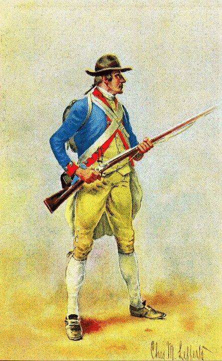 an overview of the american revolutionary war The revolutionary war timeline gives you all the events leading up to the american revolution, the major events of the war, and the culmination leading to the.