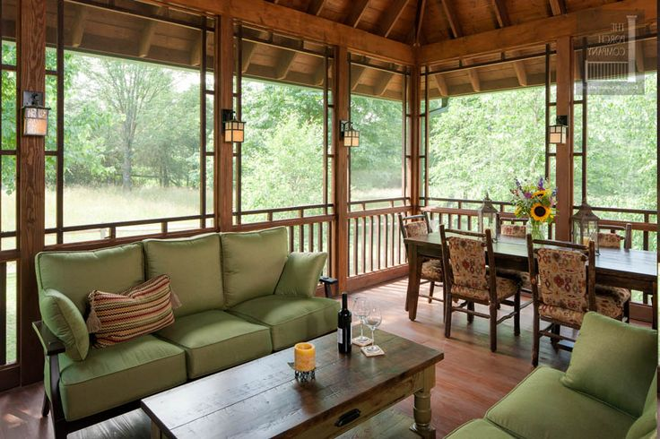 Enclosed Porch Ideas Are Needed For A House Without Porch. It Will Look  Like A
