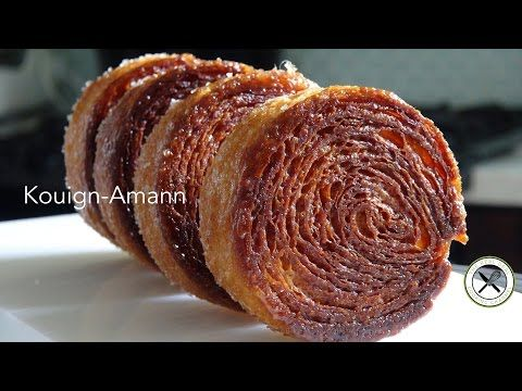 Kouign–Amann Recipe / No Mixer – Bruno Albouze – The Real Deal -Kouign-Amann; a classic Breton specialty, a tradition of northwestern France where it originated around 1860. It's a perfect little breakfast or tea time pastry, the texture is delightfully crispy, ...