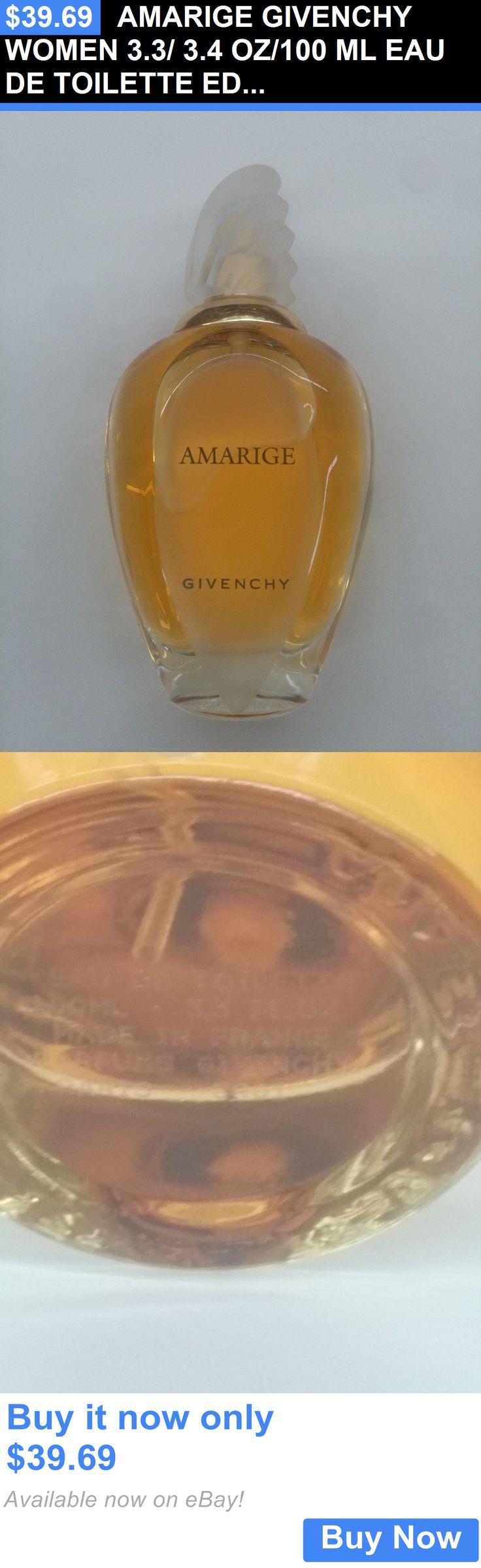 Women Fragrance: Amarige Givenchy Women 3.3/ 3.4 Oz/100 Ml Eau De Toilette Edt Spray As Pictured BUY IT NOW ONLY: $39.69