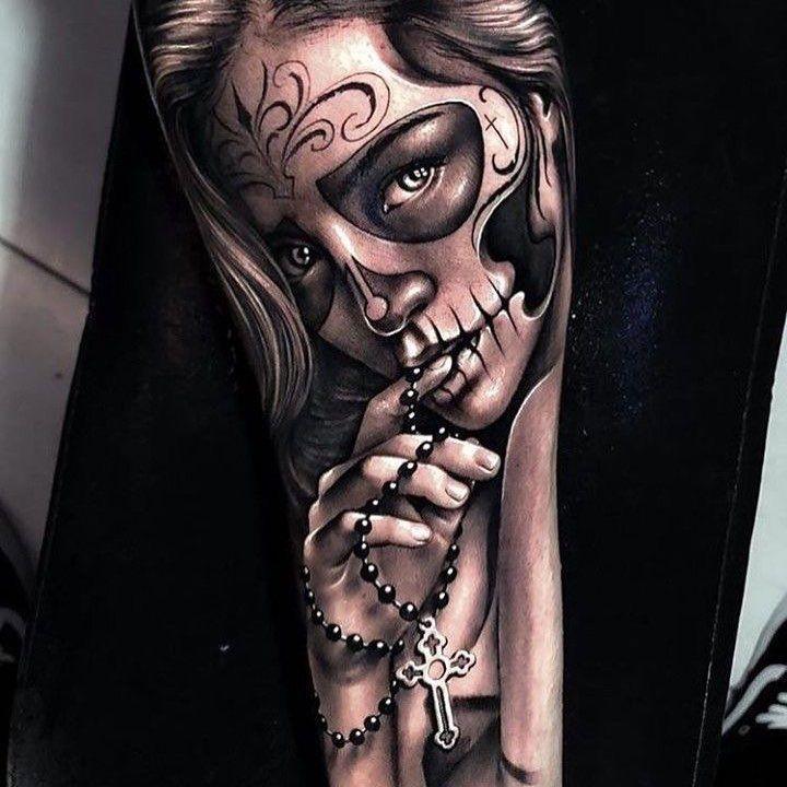 #tattoo #bailedasantinha #tattoomodel #tattoos   – tattoo