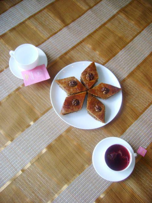 Пахлава домашняя: вкусная, сочная, настоящая!   Пахлава | Выпечка | Рецепт | Домашняя еда | Семейная кухня