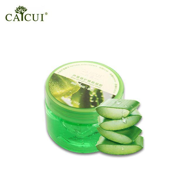 CAICUI Aloe vera żel maska snu Roślin essence Naprawy naprawy nawilżający zaskórnika remover leczenie trądziku pielęgnacji skóry 160g