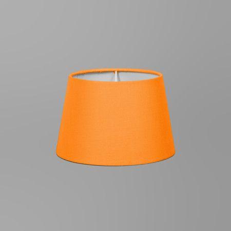 Fresh Schirm cm rund SD E orange lampenschirm wandleuchte tischleuchte orange