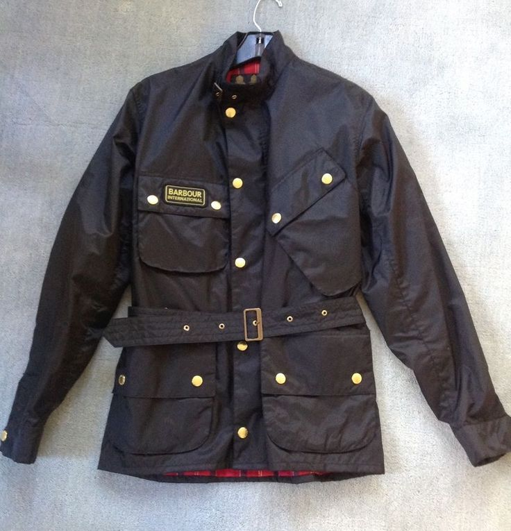 Barbour International Jacket Men's Size Large Black Motorcycle Vintage STYLE | Clothing, Shoes & Accessories, Men's Clothing, Coats & Jackets | eBay!
