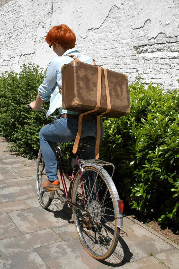 variable bycicle bag