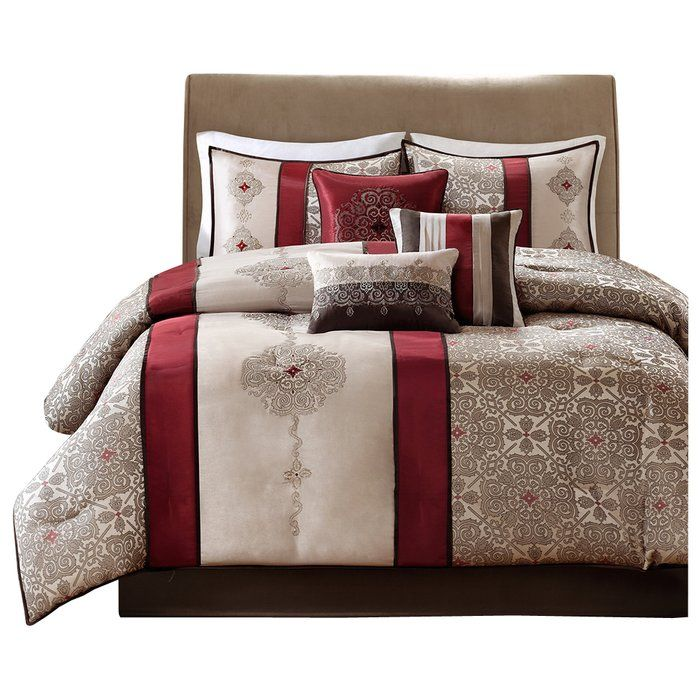 Raposo 7 Piece Comforter Set