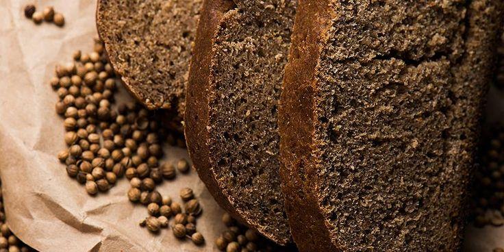 Как испечь бездрожжевой бородинский хлеб