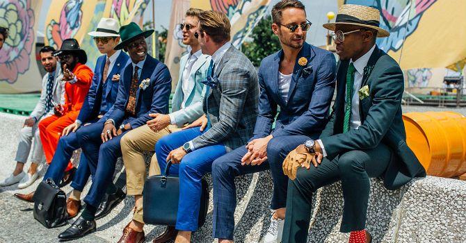 Italienskt Herrmode  Så Klär Du Dig Enligt Modern Italiensk Stil!