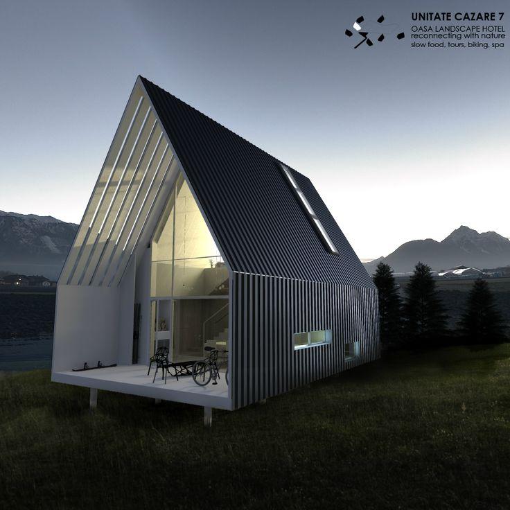 #architecture #house #minimal #neo-modern #Zen-Architecture