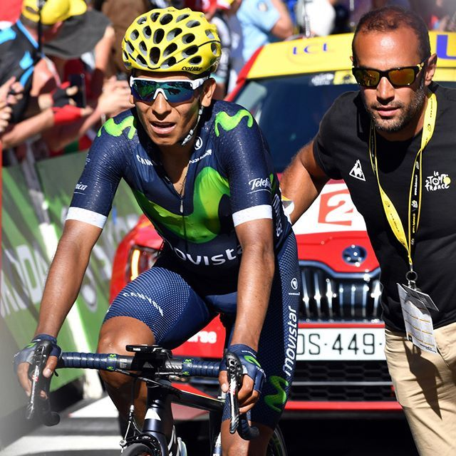 Nairo Quintana Stage 17 Tour de France 2016 @bettiniphoto