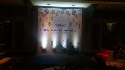 Panggung Jakarta: Bukber Bersama Media@aston hotel
