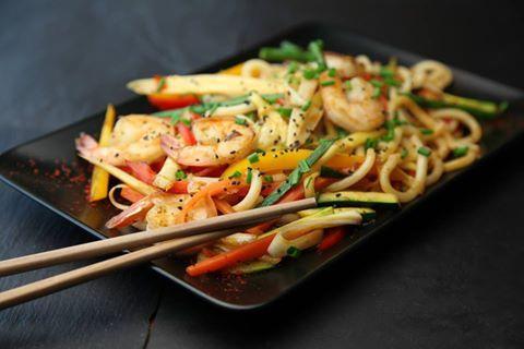 Ak máte chuť a nejaké nové, netradičné a zároveň zdravé jedlo, príďte sa najesť k nám, do Edo-kin. #edokin #edokinsushi #sushi #sushitime #food #foodlovers #japanesefood #japanesecusine #shrimps