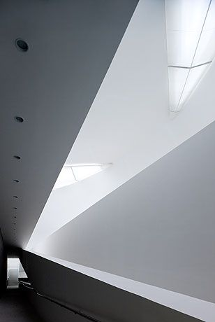 Central Academy of Fine Arts Art Museum in Beijing by Isozaki Arata