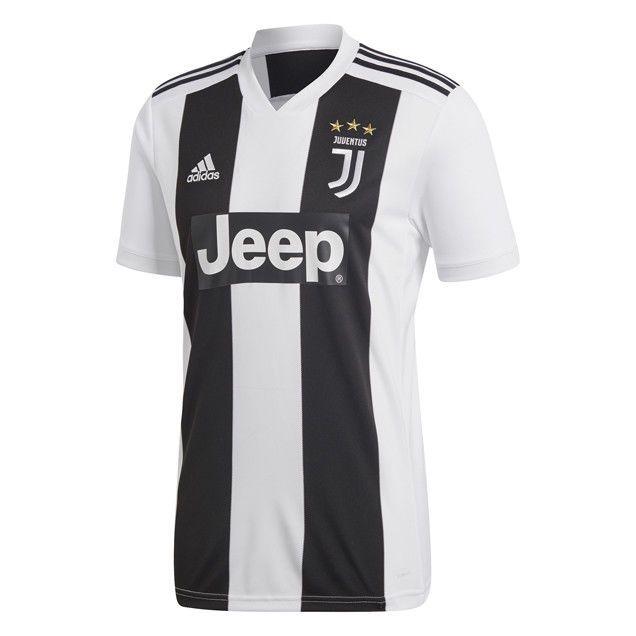 pretty nice 9e120 8a773 FC Juventus 2018/2019 Home Jersey Ronaldo Dybala Higuain ...