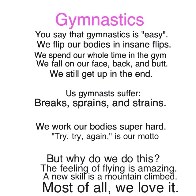 forever in our hearts gymnastics meet