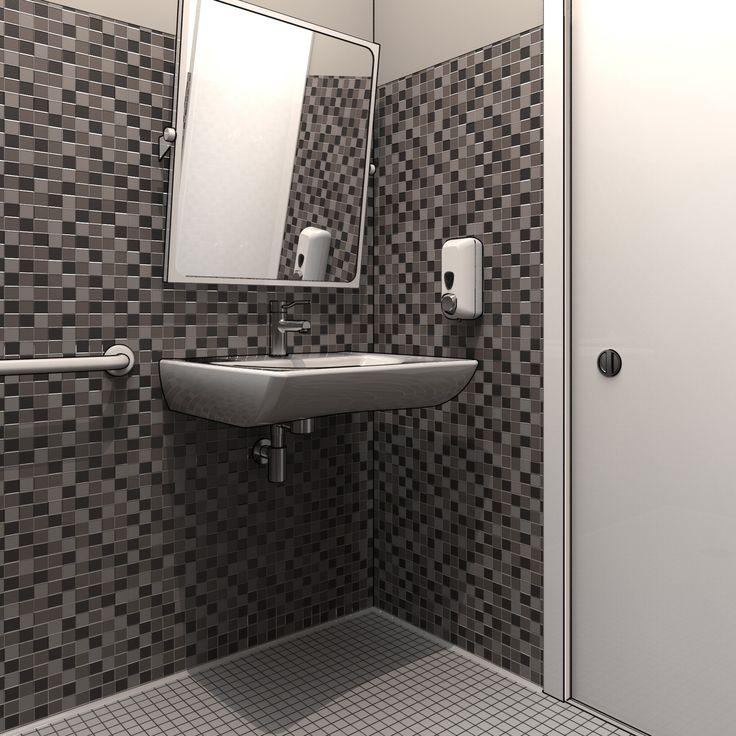 17 migliori idee su bagno per disabili su pinterest - Quali sono i migliori sanitari bagno ...