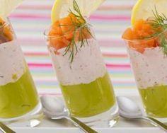 Mousse aux deux asperges au saumon fumé : http://www.fourchette-et-bikini.fr/recettes/recettes-minceur/mousse-aux-deux-asperges-au-saumon-fume.html