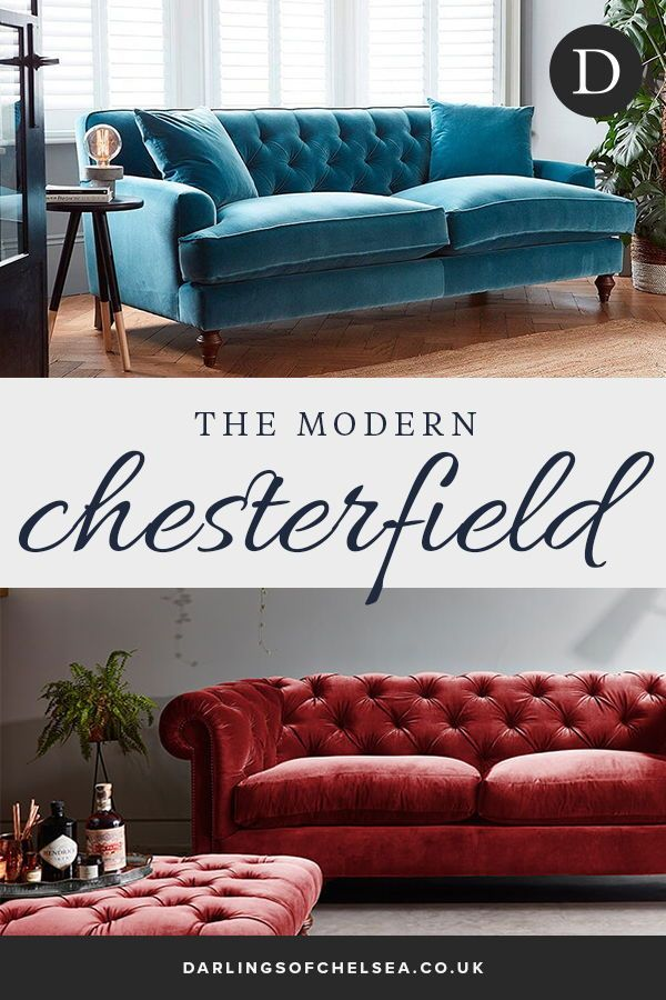 Coloured Chesterfield Sofas Favorite Furniture Misc