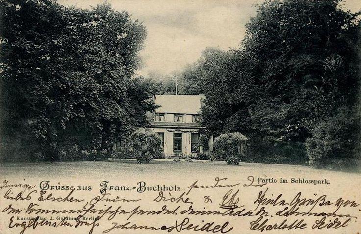 Guts- & Herrenhäuser / Gutshäuser - B / Buchholz, Grimmen