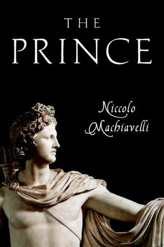 THE PRINCE by Nicolo Machiavelli