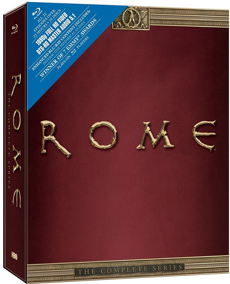Deals on twitter rome hbo tv series rome hbo