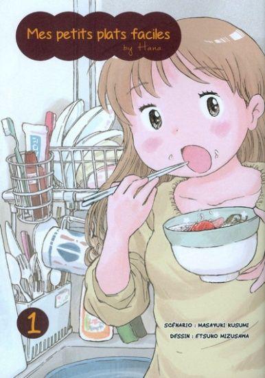 Mes petits plats faciles by Hana Vol. 1