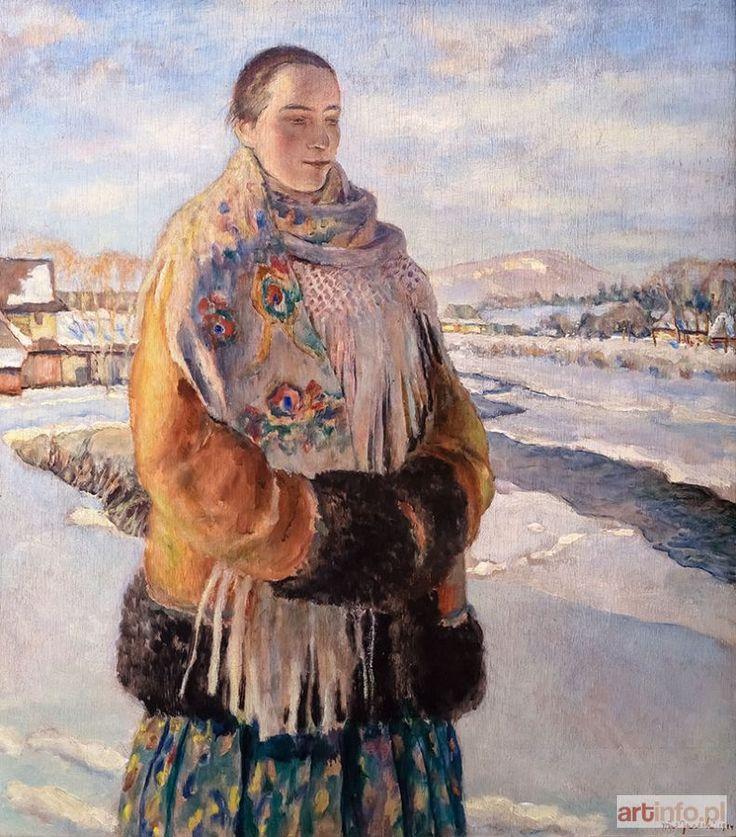 Władysław JAROCKI ● Góralka, 1914 r. ●