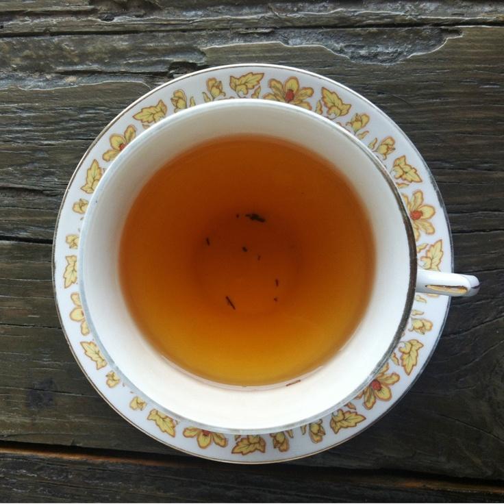 Chai time en @budapest_cafe #holacomelon #foodlover #tea #té #