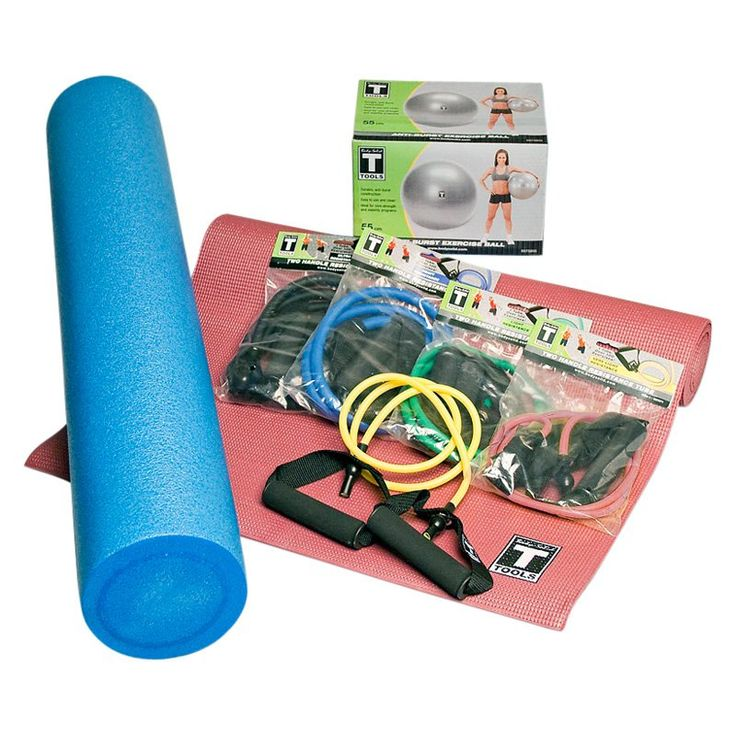 Body-Solid Tools Starter Workout Package - HNACCPACK1
