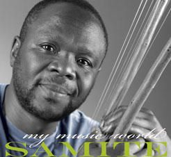 Samite with his amazing tracks Not Alone and Olugendo