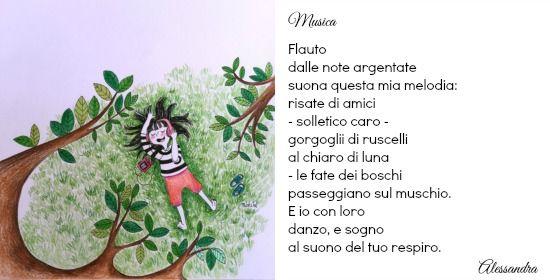 Monila Handmade,poesia e illustrazione, Leonardo