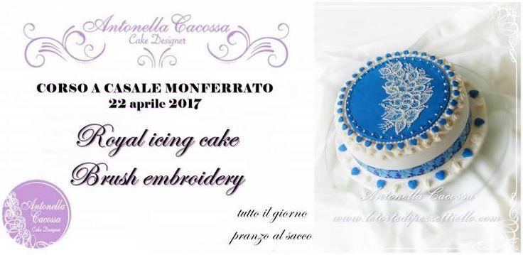 22 aprile corso cake design