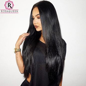 360 Lace Wig 180% Density 8A Lace Front Human Hair Wigs 360 Full Lace Human Hair Wigs Braizlian Silk Straight Lace Frontal Wig