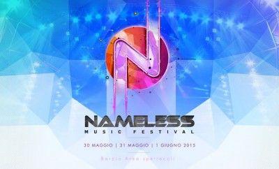 Il festival #EDM leader in Italia, #NamelessMusicFestival , arriva alla sua terza edizione. Ancora più grande, più emozionante e più coinvolgente. Il 30.05, 31.05 e 01.06 a Barzio (Lc), Get ready for the #NewDimension! Ultimi biglietti ➜ www.namelessmusicfestival.com #NMF15 @VIZI CAPITALI