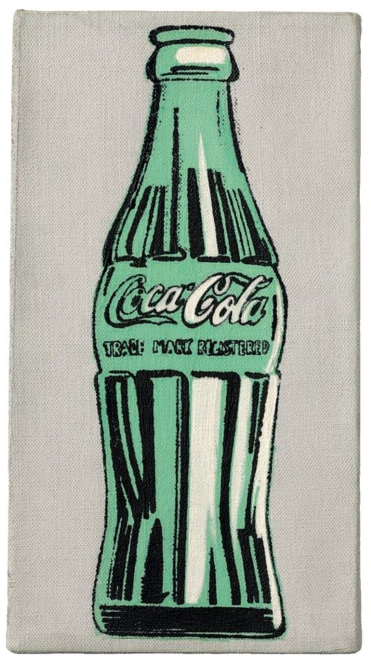 artist 2 andy warhol green coca cola bottles 1962 essay The andy warhol foundation for the after establishing himself as an acclaimed graphic artist, warhol turned to painting and coca cola bottles as.