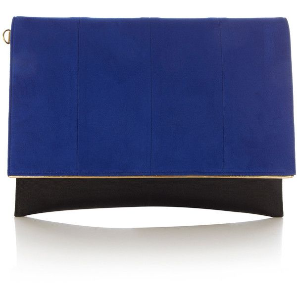 Coast Bye Envelope Clutch ($24) ❤ liked on Polyvore featuring bags, handbags, clutches, clutches / wallets / purses, blues, handbag purse, blue handbags, blue envelope clutch, blue clutches and envelope clutch bag