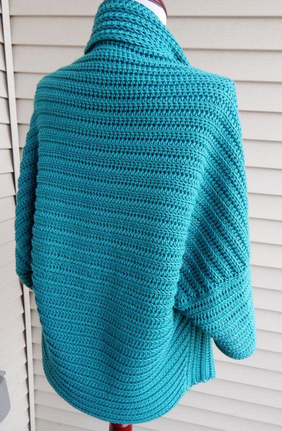Chloe Cardigan A Crochet Pattern by SaraKayHartmann on Etsy
