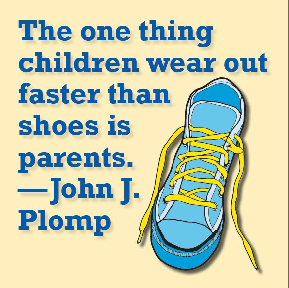 Children can wear you out.: Heart Parenting, Parenting Com, Truths, Shoes Crazy, Children Wear, Things Children, The One