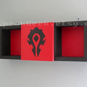 Horde Shadow Box