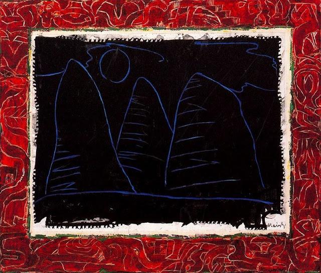 ART & ARTISTS: Pierre Alechinsky - part 3