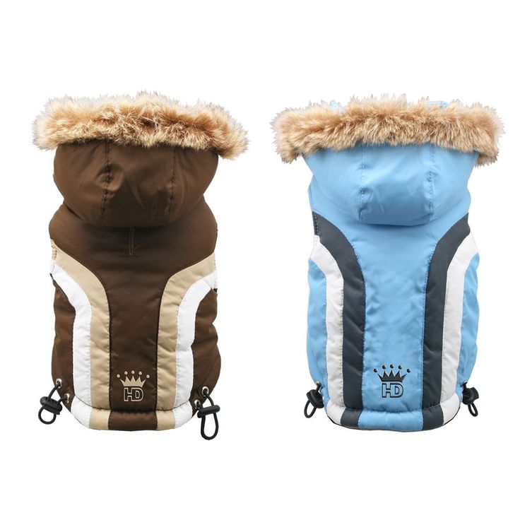 Here some cute dog clothes that would arouse your curiousity. Some hip style dog ski vests and pants, sweaters and a simple everyday t-shir...