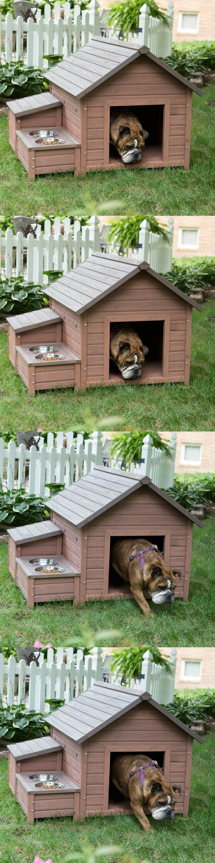 1000 ideas about indoor dog houses on pinterest dog cages dog spaces and dog rooms. Black Bedroom Furniture Sets. Home Design Ideas