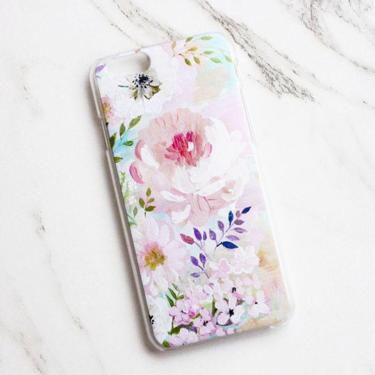 Spring Florals iPhone Case