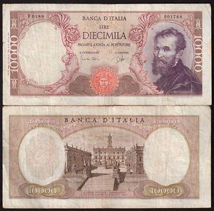 10.000 Lire Italiane